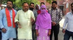 Love jihad; meerut-woman-finds her husband is Muslim