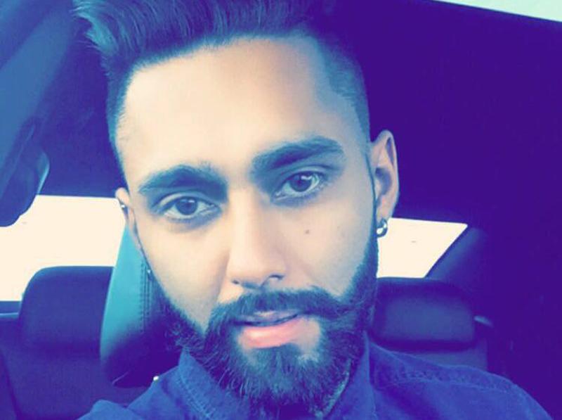 Palwinder Singh Palli Goraya