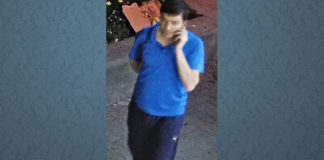 Mississauga sex assault suspect.