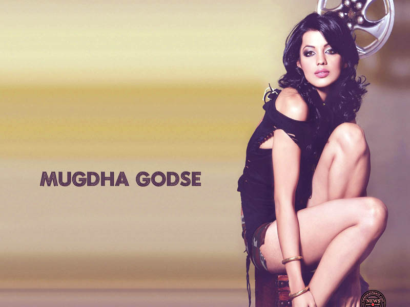 Mugdha Godse killer look