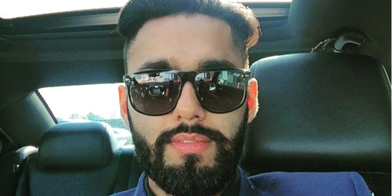 palwinder singh who was shot dead in Brampton on July 16