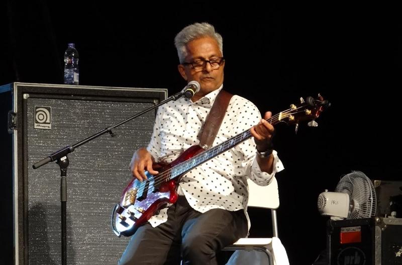 Prakash John bassist