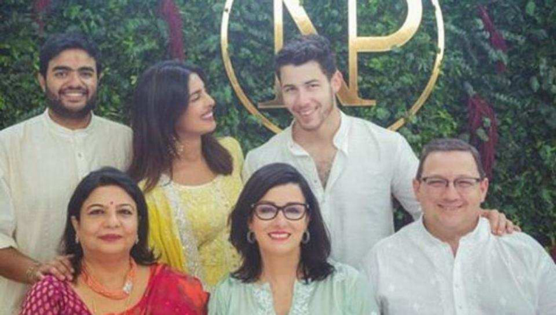 Priyanka Chopra and Nick Jonas get engaged in Mumbai