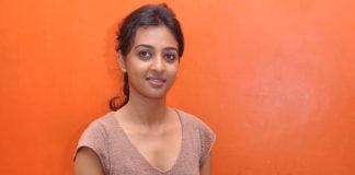 Actress Radhika Apte