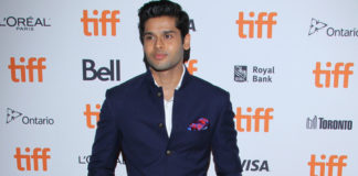 "Abhimanyu Dassani at the premiere of ""The Man Who Feels No Pain"" at Toronto International Film Festival. Photo by Jeremy Chan/Getty Images."