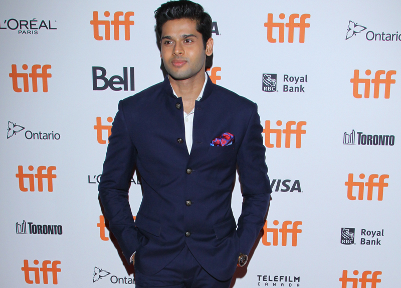 Abhimanyu Dassani at the premiere of
