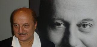 Anupam Kher in Toronto
