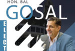 Bal Gosal contesting for mayor of Brampton.