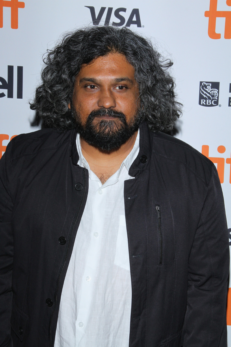 "Vasan Bala at TIFF premiere of his film ""The Man Who Feels No Pain."" (Photo by Jeremy Chan/Getty Images)"