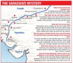 saraswati mystery