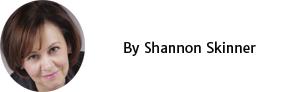 Shannon Skinner logo