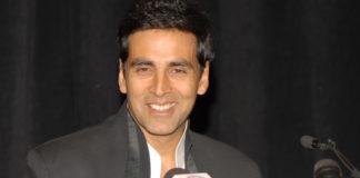 Akshay Kumar in Toronto