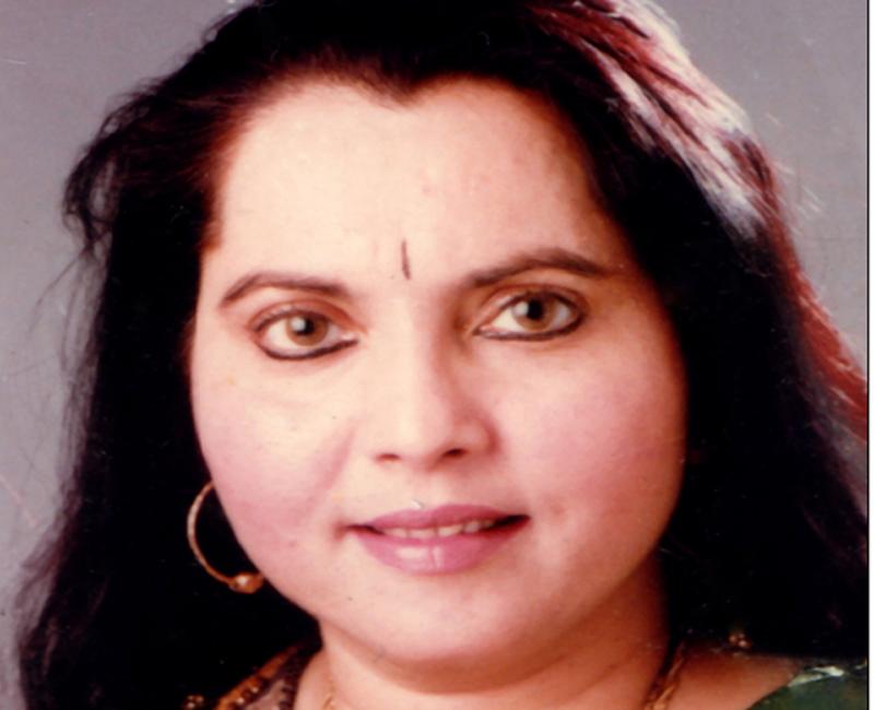 Sandhya Pandit.