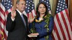 Tulsi Gabbard takes oath on Gita