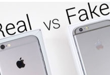fake iphones
