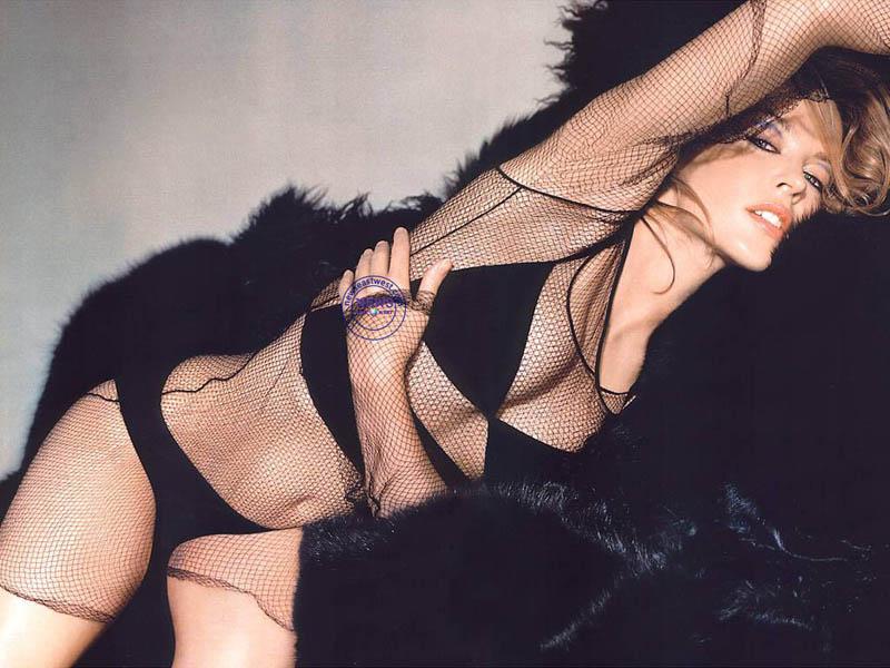 Minogue hot kylie Kylie Minogue